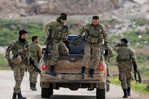 Syria giành lợi thế trong cuộc đụng độ với Thổ Nhĩ Kỳ