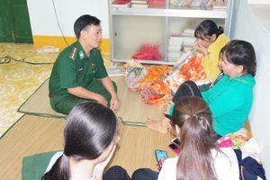 BĐBP Khánh Hòa sẵn sàng ứng phó với bão số 6