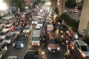 Khắc phục tình trạng mất an toàn giao thông trên đường Trần Phú, quận Hà Đông