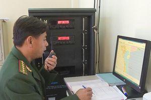 Quân khu 5 lập Sở chỉ huy tại Bình Định ứng phó bão số 6