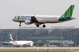 Bamboo Airways điều chỉnh lịch bay do bão Nakri