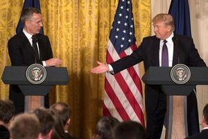 Tổng thống Trump gặp Tổng thư ký NATO vào tuần tới