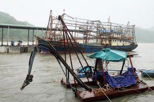 Bão số 6 đêm nay đổ bộ Bình Định, Phú Yên, Khánh Hòa, gió mạnh cực đại