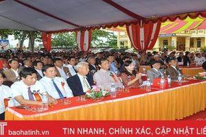Trường THCS Nguyễn Biểu nhận Cờ Thi đua xuất sắc của Bộ GD&ĐT