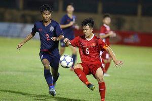 Nhân tố trẻ đội bóng phố núi, người tạo khác biệt trong lối chơi của U.19 Việt Nam