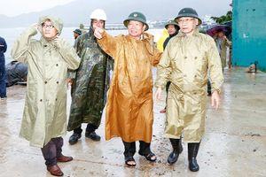 Cảnh báo lũ quét tại các tỉnh Bình Định, Phú Yên và Khánh Hòa