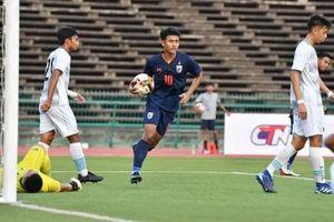 U19 Lào giành vé vào VCK, Thái Lan bị loại dù ghi 31 bàn
