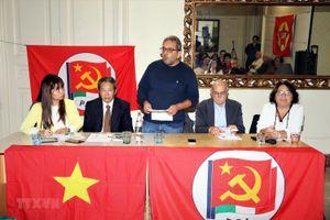 Đảng Cộng sản Italy kỷ niệm 50 năm thực hiện Di chúc của Bác Hồ