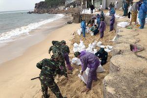 Các tỉnh miền Trung triển khai nhiều biện pháp ứng phó bão số 6