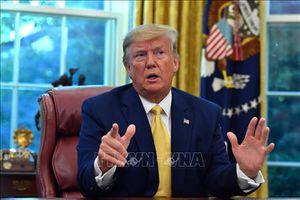 Tổng thống D.Trump đối mặt với sức ép ngày càng tăng trước các cuộc điều trần công khai