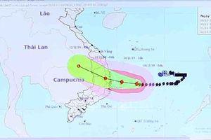 Đắk Lắk khẩn trương ứng phó nguy cơ mưa lũ, sạt lở do bão số 6