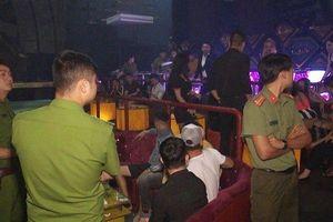 Lại phát hiện thêm 35 thanh niên đang phê ma túy trong quán bar ở Đà Nẵng