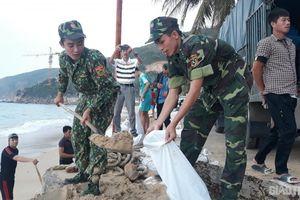 Quân khu V lập sở chỉ huy, điều động hơn 24 nghìn chiến sĩ ứng phó bão số 6