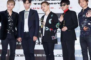 Taeyang ỡm ờ về khả năng trở lại của Big Bang