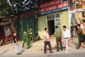 Hà Nội: Một người đàn ông bất ngờ bị đâm chết tại hiệu cầm đồ