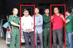 Điện Biên: Bắt giữ nhóm đối tượng vận chuyển hơn 200 bánh heroin