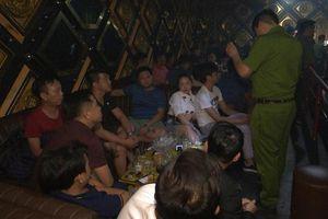 Phát hiện 35 thanh niên nam nữ dương tính ma túy trong quán bar ở Đà Nẵng