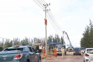 PC Bình Định: Chuẩn bị sẵn sàng ứng phó với Bão số 6 Nakri