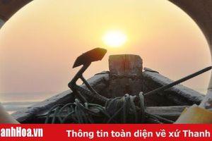 Biển Sầm Sơn: Bình minh ngày chớm đông