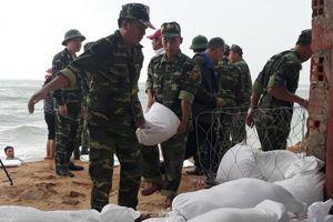 Ứng phó bão số 6, Quân khu 5 lập 3 Sở chỉ huy, điều động hàng chục ngàn chiến sĩ