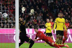 Bayern Munich 4-0 Dortmund: Robert Lewandowski 'hủy diệt' đội bóng cũ