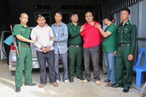 Bộ Công an khen thưởng Ban chuyên án 919B, bắt 220 bánh heroin