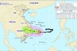 Kiên quyết sơ tán dân khỏi vùng nguy hiểm trước khi bão số 6 đổ bộ