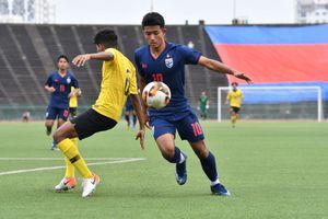 Thua U19 Malaysia, U19 Thái Lan lỡ hẹn với VCK U19 châu Á 2020