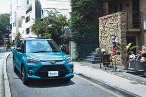 Toyota Raize 2020 trình làng giá chỉ từ 14.425 USD
