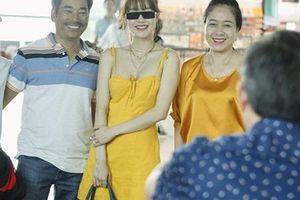 Sao Việt dồn dập trở về sau khi dự đám cưới Đông Nhi - Ông Cao Thắng: Trong tiệc lộng lẫy, sau tiệc giản dị nhưng vẫn 'tươi'!