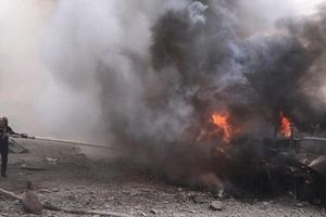Nổ xe bom ở Đông Bắc Syria, gần 10 người thiệt mạng