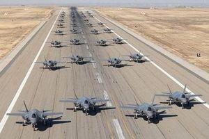 Tiêm kích F-35 Mỹ ào ạt 'đổ bộ' Israel, đòn tấn công phủ đầu Iran sắp tới?