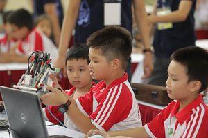 21 đội tuyển Robotics Việt Nam sắp sang Trung Quốc thi Robothon quốc tế 2019