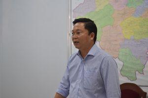 Ông Lê Trí Thanh được bầu giữ chức phó bí thư Quảng Nam