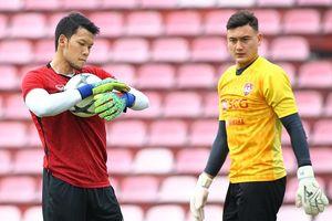 Thủ môn Kawin: Thi đấu ở Mỹ Đình và Bukit Jalil rất áp lực