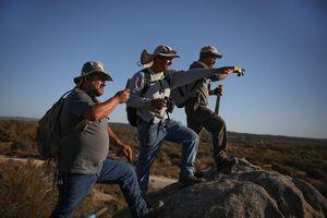 'Mò kim đáy bể' tìm 40.000 nạn nhân của băng đảng ma túy Mexico
