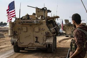 Mỹ sẽ giữ 500-600 binh sĩ ở Syria