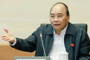 Thủ tướng: Nguồn lực trong dân còn lớn nhưng không có pháp luật bảo vệ để đầu tư