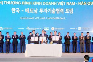 Hàn Quốc mong muốn trở thành đối tác chiến lược của Việt Nam