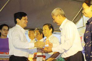 Lãnh đạo TP Đà Nẵng tham dự Ngày hội Đại đoàn kết toàn dân tộc