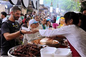 Liên hoan Ẩm thực món ngon các nước 2019 tại TPHCM