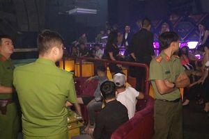 Quá tam ba bận, Q Lounge - Đà Nẵng lại chứa nam thanh nữ tú phê ma túy