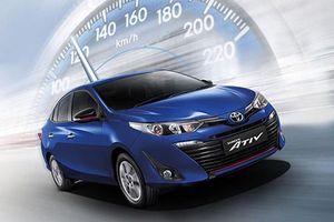Toyota Yaris Ativ 2020 mới chỉ từ 380 triệu đồng tại Thái Lan
