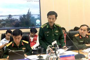 Hơn 1.000 lượt cán bộ, chiến sỹ BĐBP trực tiếp tham gia giúp dân phòng chống bão số 6
