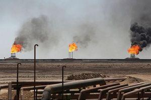Giá dầu giảm mạnh phiên đầu tuần