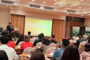 Công ty Macca Nutrition Việt Nam kí kết hợp tác thương mại với Tập đoàn Hoa Thần Long Đức (Trung Quốc)