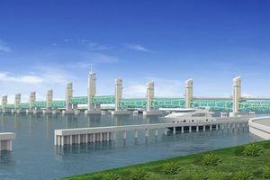 Dự án Cái Lớn – Cái Bé: Bảo đảm điều hòa nguồn nước cho 385.000ha diện tích tại ĐBSCL