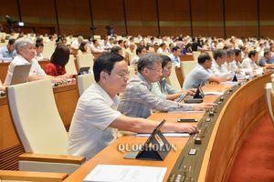 Hôm nay (11/11): Quốc hội biểu quyết thông qua Nghị quyết về kinh tế - xã hội