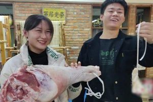 Thịt lợn đắt đỏ, doanh nghiệp TQ dùng làm phần thưởng nhân viên