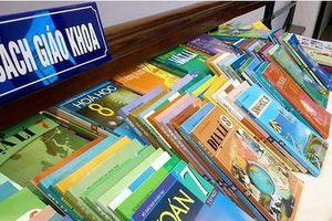 Sách giáo khoa mới sẽ tăng giá